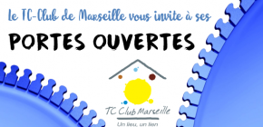 Journée portes ouvertes TC-Club Marseille